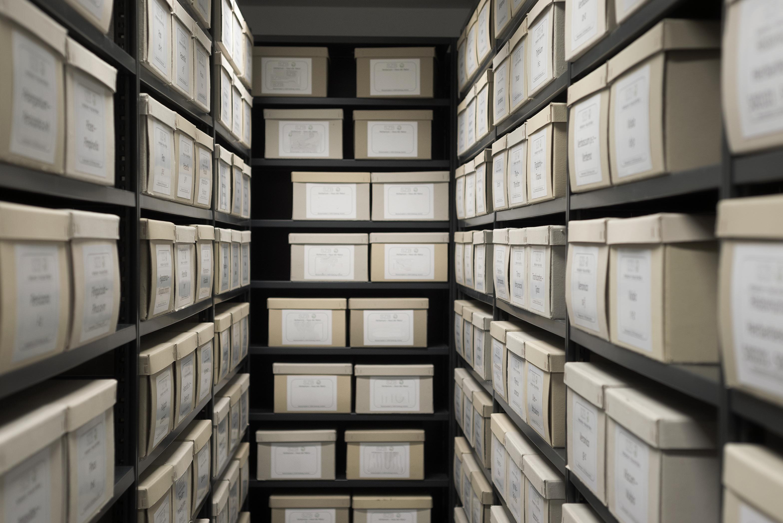 stockage archives pour entreprises