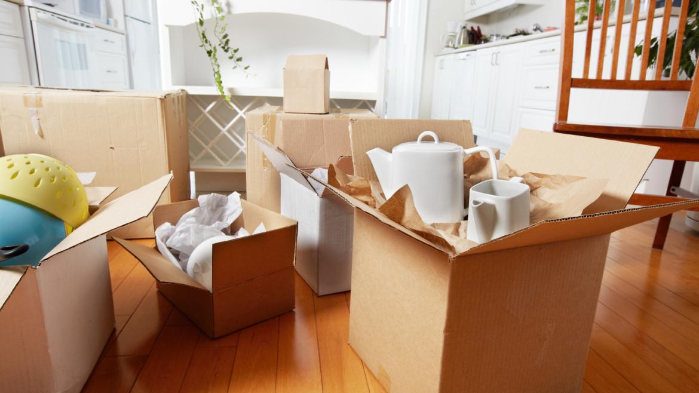 comment emballer ses effets déménagement
